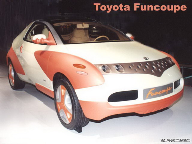Toyota Funcoupe Concept (1997)
