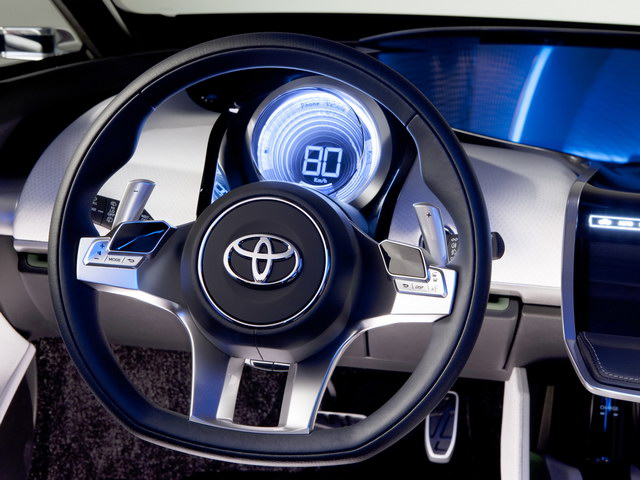 Toyota NS4 Plug-in Hybrid Concept (2012)