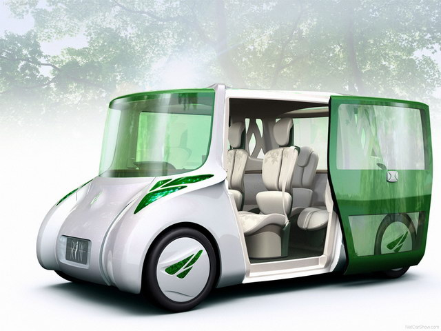 Toyota RiN Concept (2007)