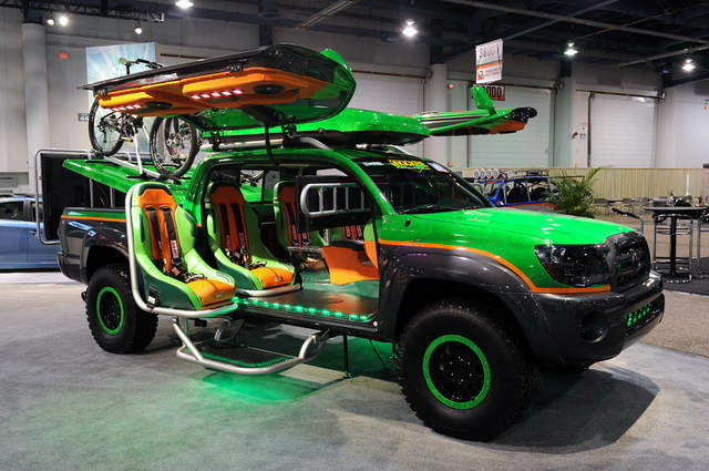 Toyota Tacoma All-Terrain Gamer Concept (2009)