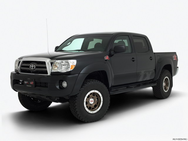 Toyota Tacoma TX Package Concept (2009)