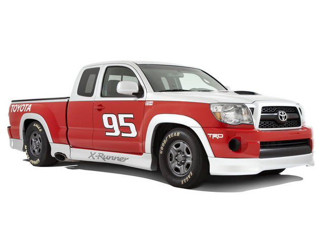 Toyota Tacoma X-Runner RTR Concept (2010)
