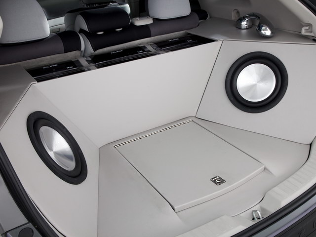 Toyota Venza Billabong Ultimate Concept (2009)