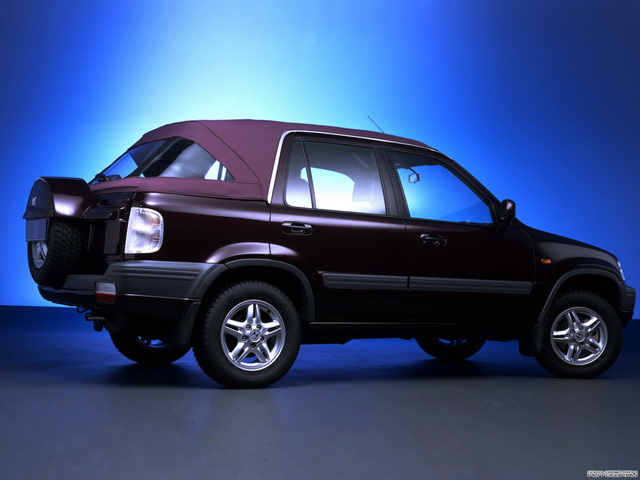 Valmet Honda CR-V Open Air Concept (1998)