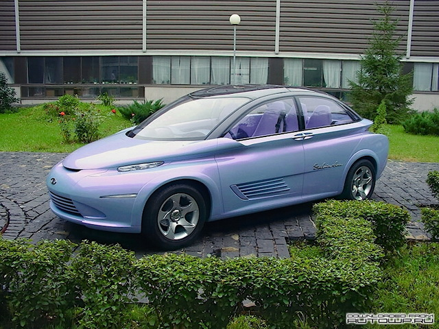 ВАЗ Lada Peter Turbo Concept (2000)