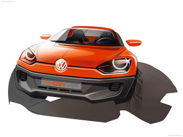 Volkswagen Buggy Up Concept (2011)