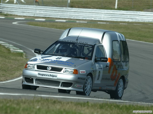Volkswagen Caddy TDI Racing Concept (1998)