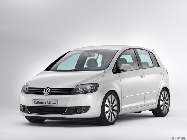 Volkswagen Golf Plus Collectors Edition Concept (2008)