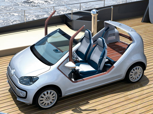 Volkswagen Up Azzurra Sailing Team Concept (ItalDesign) (2011)