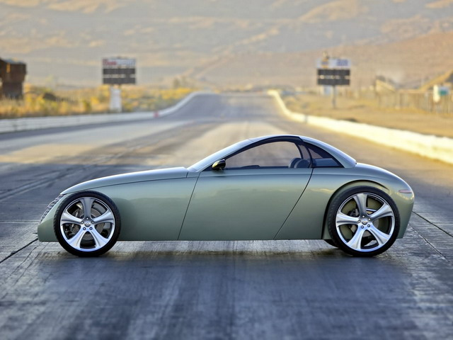 Volvo T6 Roadster Concept (2005)