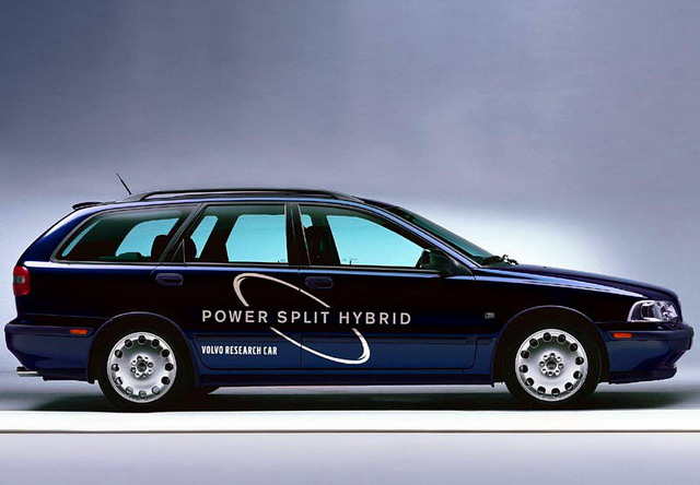 Volvo V40 Power Split Hybrid (2003)