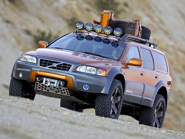Volvo XC70 AT Concept (2005)