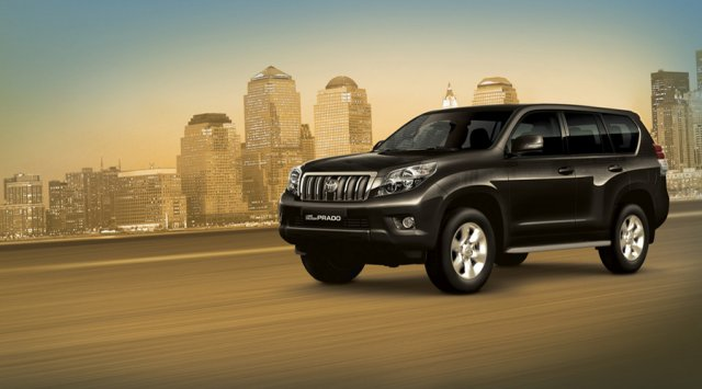 «Соллерс-Буссан» выпустила 10 тысяч внедорожников Land Cruiser Prado