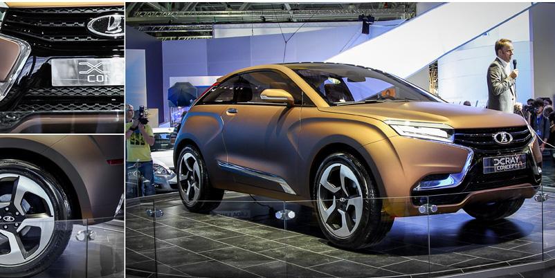 concept car внедорожников фото
